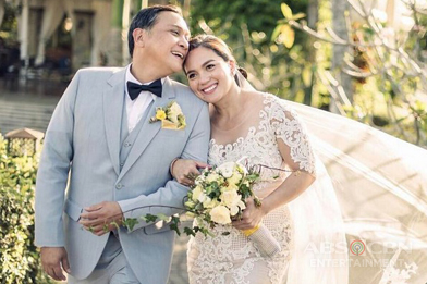 PHOTOS: Peter & Gloria's Wedding