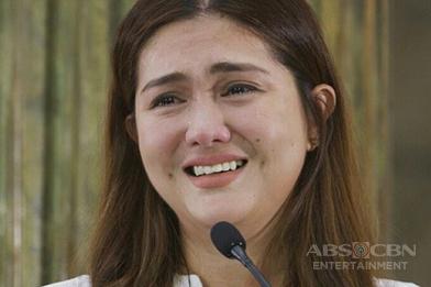 #TGLUnforgettableFinale: Gloria, may nakakaiyak na mensahe para sa kaniyang mga mahal sa buhay