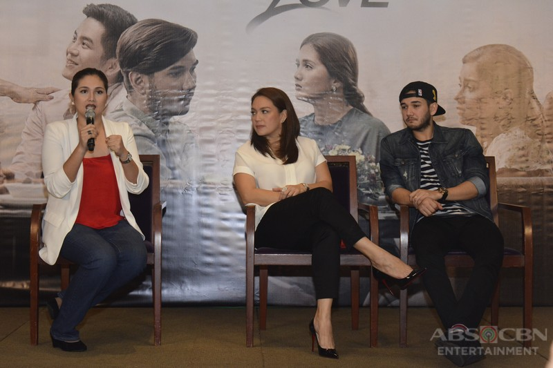 PHOTOS: The Greatest Love Presscon with Sylvia Sanchez, Matt Evans and Dimples Romana