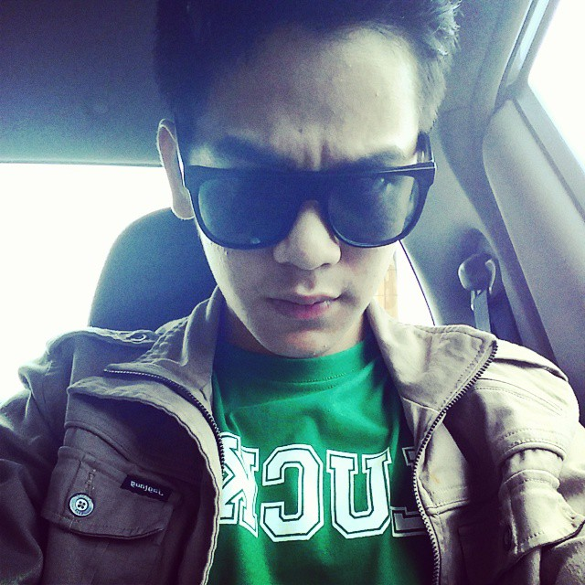 12 Photos of Joshua that show he can rock the shades look