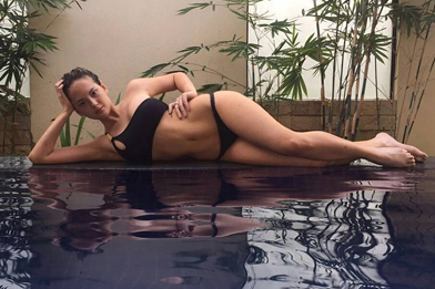 60 Sexiest Bikini Snaps of Ellen that Will Leave You Fanning Yourself