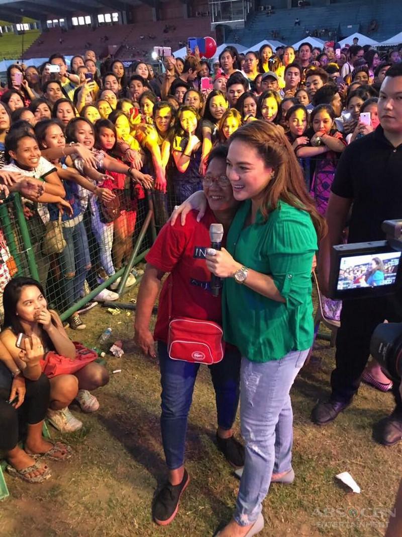 PHOTOS: The Greatest Love stars, nakisaya sa Bida Kapamilya: Isang Pamilya Tayo sa Marikina