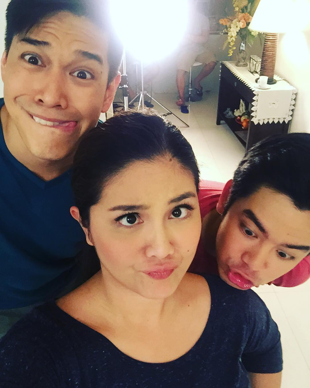 Alegre siblings: Seriously wacky off cam