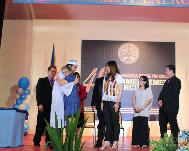 PHOTOS: Z's Graduation Ceremony