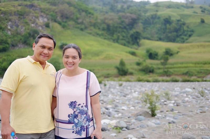 Behind-The-Scenes: Bonding moments ng TGL cast sa Bagong Ilog!