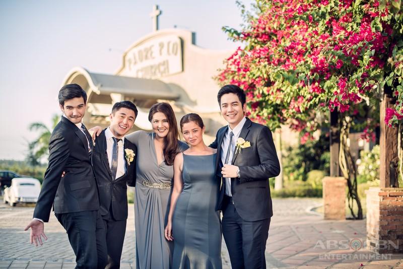PHOTOS: Peter & Gloria's Wedding