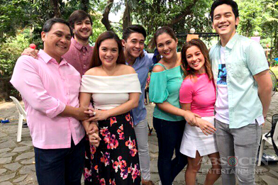PHOTOS: TGL cast, pinangiti ang Kapamilyang senior citizens sa 2017 Summer SID