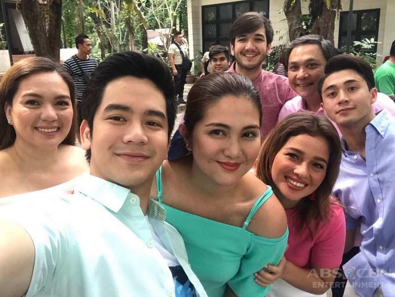PHOTOS: TGL cast, pinangiti ang  Kapamilyang senior citizens sa 2017 Summer SID